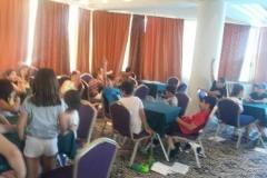 Μαθήματα μπριτζ στο Ακρίτας Summer Camp